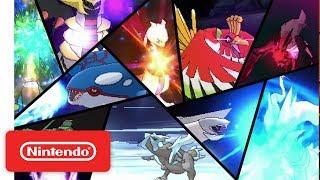 Pokémon Ultra Sun & Pokémon Ultra Moon - Overview Trailer - Nintendo 3DS