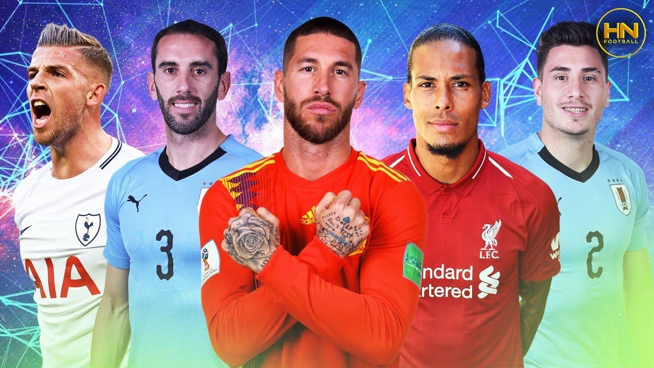 Best Football Defenders In The World - Centre Backs 2019