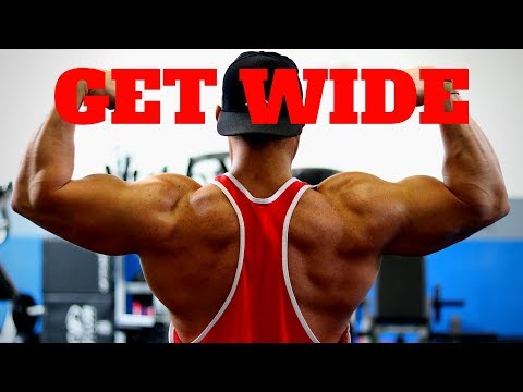 Back Workout For THICK & WIDE LATS
