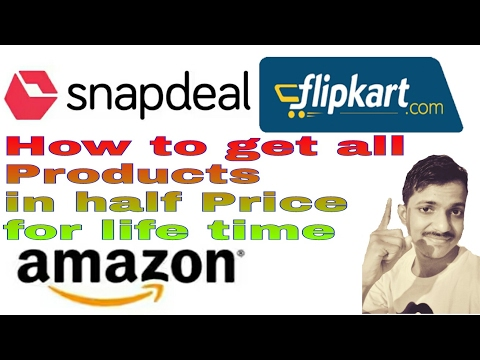 How to get any online Products in low Price