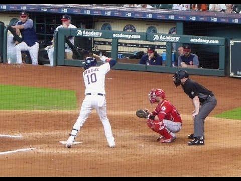 Xxx Mp4 Yuli Gurriel At Bat Grand Slam Home Run Astros Vs Angels 7 7 19 3gp Sex