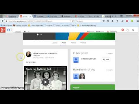 How to Follow Up on Facebook & Google Plus