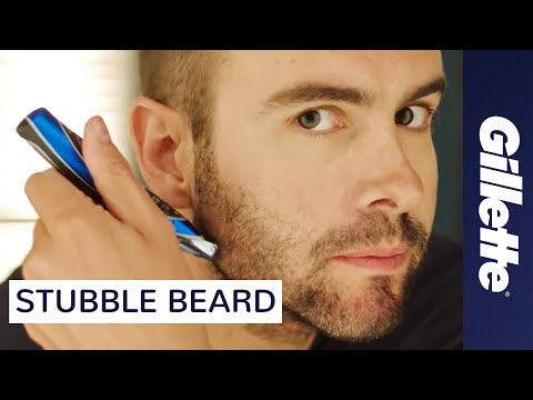 Beard Trimming: How to Maintain Scruff and Stubble | Gillette STYLER