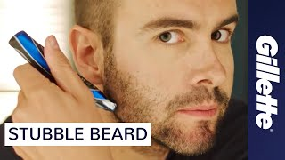 Beard Trimming: How to Maintain Scruff and Stubble | Gillette