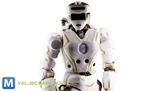 Meet The Superhero Robot Valkyrie R5 From Nasa that will Go in the Mars Trip