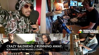 Mo Ali - Crazy Baldhead/Running Away (Bob Marley Cover) [Official Video 2020]