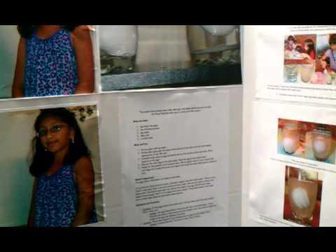 Shreegandha's Science Project