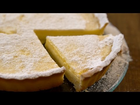 How To Make Lemon Tart | Lemon Tart Recipe | Quick & Easy British Dessert Recipe | Neelam Bajwa