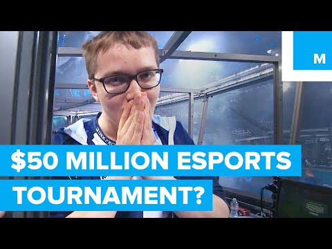 The $50 Million Esports Tournament? - No Playing Field