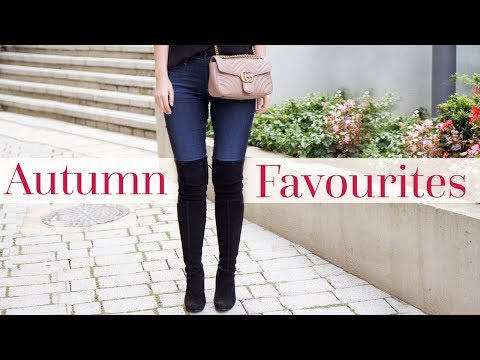10 FALL / AUTUMN FAVOURITES