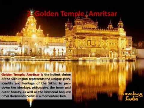 Top 10  Landmark Destination of India