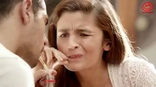 Alia Bhatt Most Funny Ads Collection