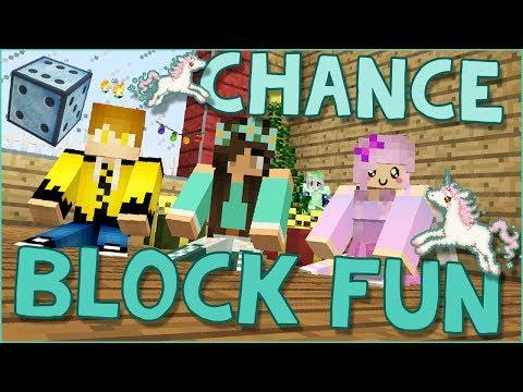 Minecraft | Cryptic Unicorns | Lucky Block Showdown!