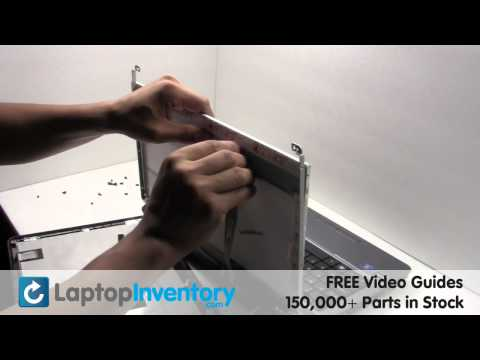 Acer Aspire LCD Hinge Replacement Guide - Fix Install Bracket Left/Right 5532 5332 5517