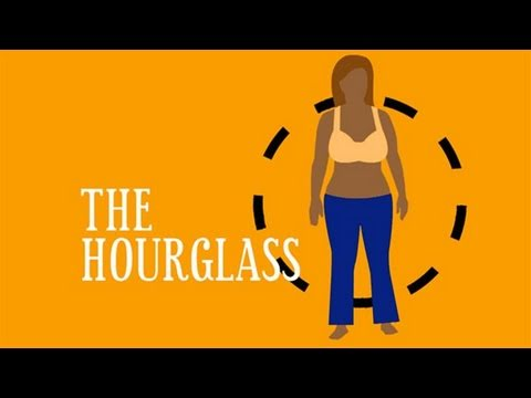 A Guide To Getting Jeans That Fit Hourglass Shape