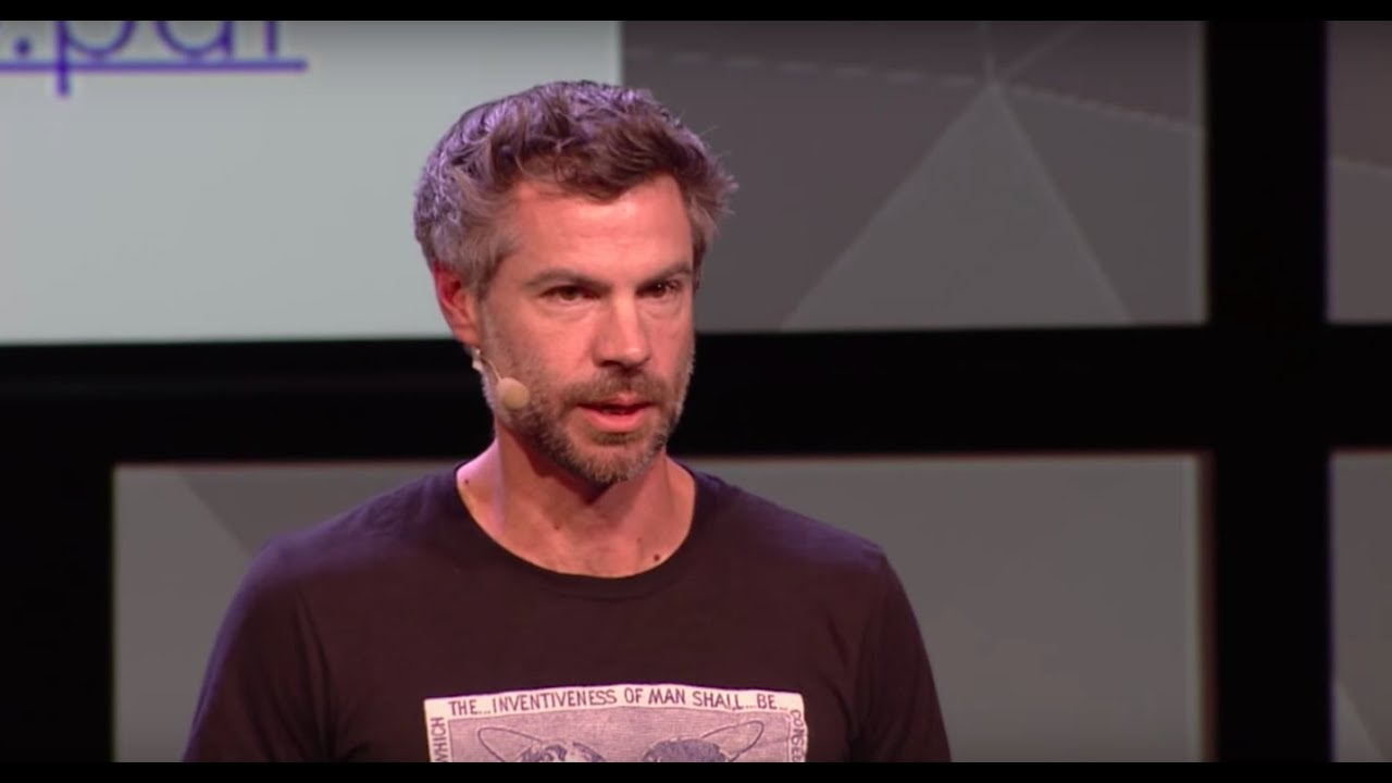 Why I changed my mind about nuclear power | Michael Shellenberger | TEDxBerlin