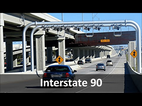 Interstate 90 Electronic Tolls