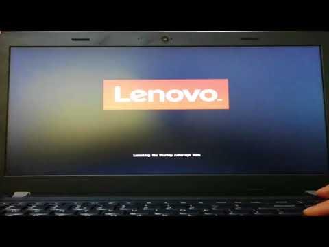 ThinkPad E570 Serial Number, Type, UUID Error | Non System Disk Error | Press Any Key Error | Lenovo