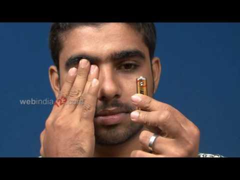 Eye Exercises for Bigger Beautiful Eyes & Better Eye Sight!