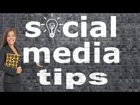 Business Social Media Tips and Resources