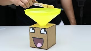 How to Make Satisfying Coin Bank