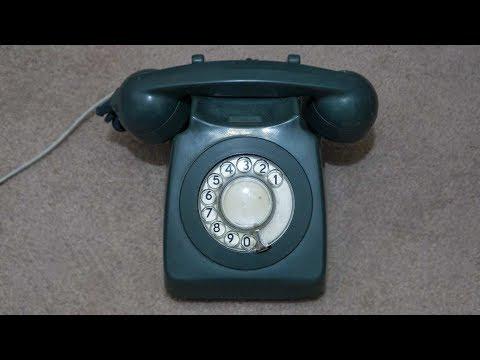 Rotary Phone #1: Ring my bell eeee eeee l, ring my bell