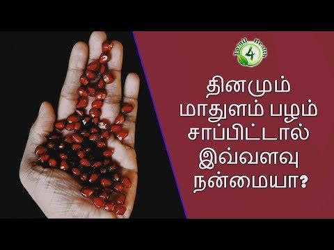 தினமும் மாதுளம் பழம் சாப்பிட்டால் இவ்வளவு நன்மையா? pomegranate juice