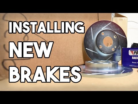 INSTALLING NEW BRAKES (Front + Rear) | Miata How-to