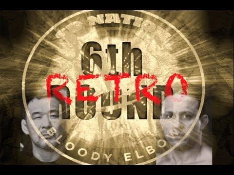 PRIDE 10 - Sakuraba vs. Renzo Gracie 6th Round Retro post-fight show