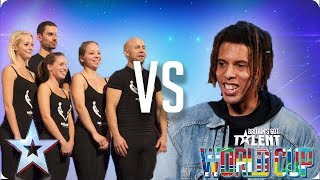 KNOCKOUT MATCH: Attraction vs Tokio Myers | Britain