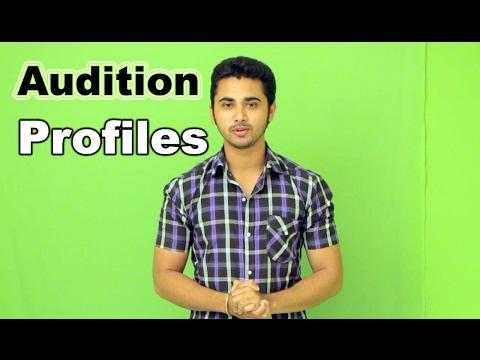 Audition Profiles 1 | English - Introduction | Actor Pankaj Khatavkar