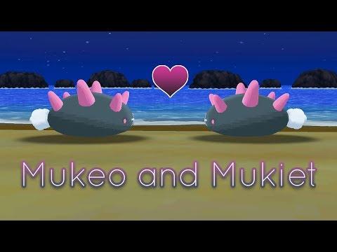 The Love Story of Mukeo and Mukiet - Pokémon Ultra Sun/Moon [1080p HD]