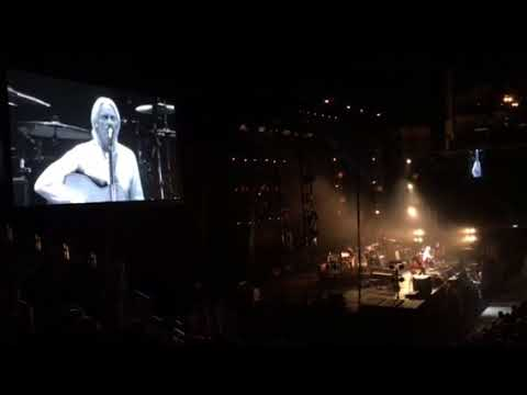 Paul Weller, Gravity, The O2 Arena London, 3 March 2018