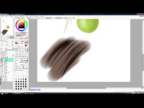 |01| Paint Tool Sai Basics [German DUB / English SUB]