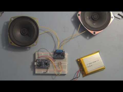 Adafruit Sound Board Special Effects Project