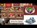 Top 100 Arena CRAZY Fun Fights 12/12 heroes DUKING IT OUT Castle Clash mp3