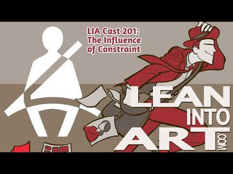 LIA Cast 201 - The Influence of Constraint