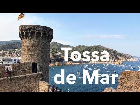 Day Trip to Tossa de Mar