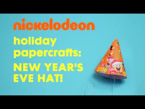 How to Make a New Year's Eve Hat