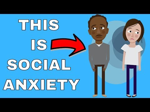 This Is What Social Anxiety Feels Like