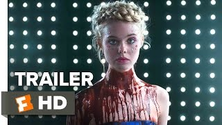 The Neon Demon Official Trailer 1 2016 Elle Fanning Keanu Reeves Horr