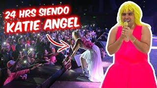 24 HORAS SIENDO MI NOVIA KATIE ANGEL 💅🏻💁🏼♀ OMG! 🤣 | OSO 🐻