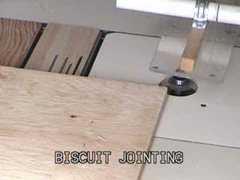 The Original Jimmy Jig/biscuit jointing with a router