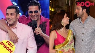 Salman Khan and Akshay Kumar's BATTLE on Eid 2020 | Ranbir-Alia's Brahmastra further delayed? & more