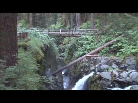Sol Duc Hot Springs Resort - Olympic National Park