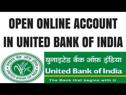 How to open united bank of india account online | United Bank of India Account Opening Online