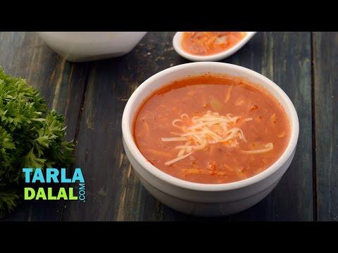 Vegetable Soup by Tarla Dalal