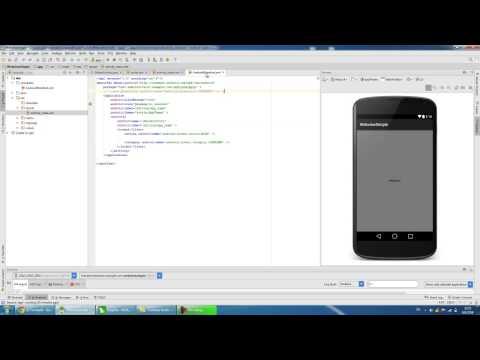 เขียนโปรแกรม PDF View บน Android