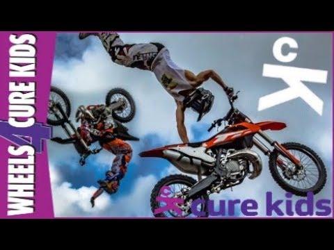 Thrills & Spills | Wheels 4 Cure Kids