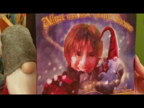 Allen and the Nordic Gnome Christmas Book Review